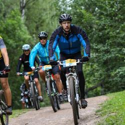 Cycling 95 km - Daniel Widigs (7355)