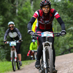 Cycling 95 km - Cecilia Andersson (7074)