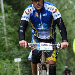 Cycling 95 km - Daniel Rällsjö (7229)