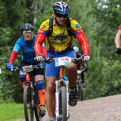 Cycling 95 km - Carl Lindberg (8901)