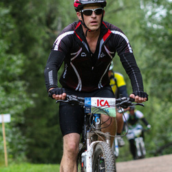 Cycling 95 km - Christian Haglund (4616)