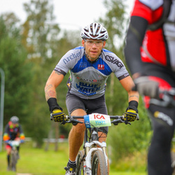 Cycling 95 km - Ian Crawford (11491)