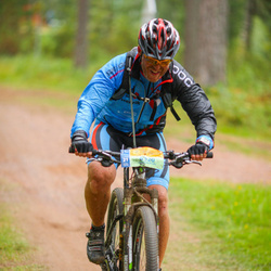 Cycling 95 km - Henrik Holck-Clausen (6320)