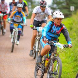 Cycling 95 km - Jennie Holck-Clausen (6846)
