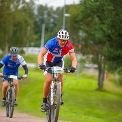 Cycling 95 km - Daniel Thoresson (6938)