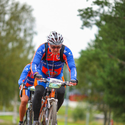 Cycling 95 km - Dick Dahlberg (6507)