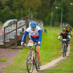 Cycling 95 km - Carl-Johan Gerremo (3752)