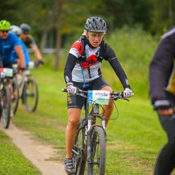Cycling 95 km - Cecilia Stranneby (7352)