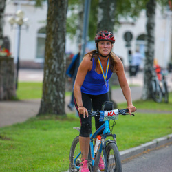 Cycling 45 km - Annika Olsson (6416)