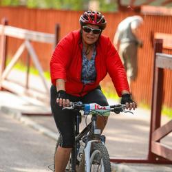 Cycling 45 km - Inger Klaar (5946)