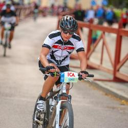 Cycling 45 km - Sofia Hampus (6563)
