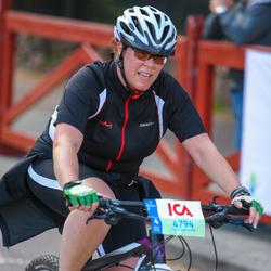 Cycling 45 km - Carina Melker (4794)