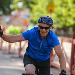 Cycling 45 km - Kalevi Mononen (6021)