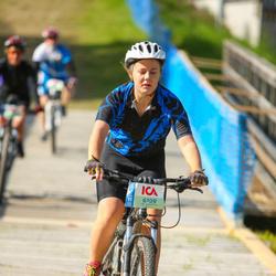 Cycling 45 km - Moa Agnesdotter (6109)