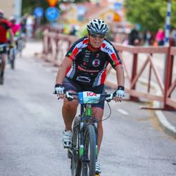 Cycling 45 km - Johanna Claesson (5933)