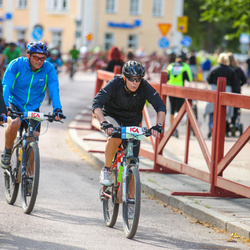 Cycling 45 km - Malin Thernström (5830)