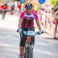 Cycling 45 km - Ulrika Markinger (5522)