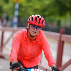 Cycling 45 km - Liselott Francke (5684)