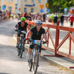 Cycling 45 km - Lise-Lotte Jonsson (5882)