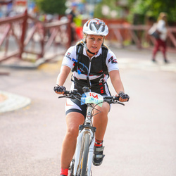 Cycling 45 km - Marie Therese Lundqvist (6527)