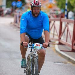 Cycling 45 km - Erik Bergström (5820)