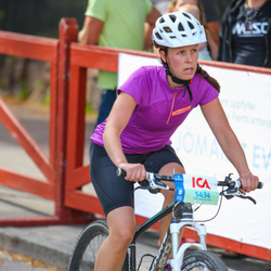 Cycling 45 km - Hanna Skårud (5434)