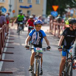 Cycling 45 km - Isak Wallén (5354)