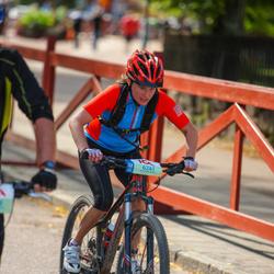 Cycling 45 km - Carina Johansson (6241)