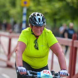 Cycling 45 km - Kristina Johansson (5845)