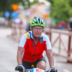 Cycling 45 km - Ingrid Wolf Lundh (6066)