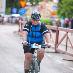Cycling 45 km - Christina Sigfrids (5759)