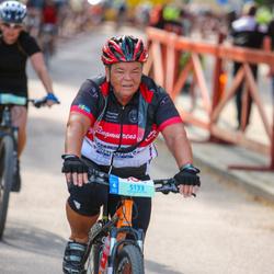 Cycling 45 km - Lisbeth Selin (5133)