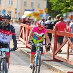 Cycling 45 km - Susanne Niskanen (4674)