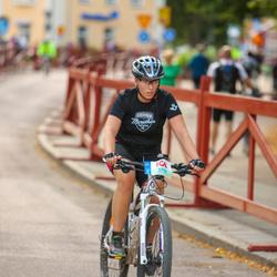 Cycling 45 km - Jennie Malmborg (5719)