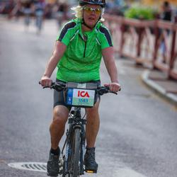 Cycling 45 km - Kristina Backlund (5583)
