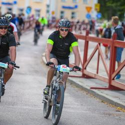 Cycling 45 km - Fredrik Borg (6501)