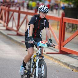 Cycling 45 km - Mikaela Hjerpe (5108)