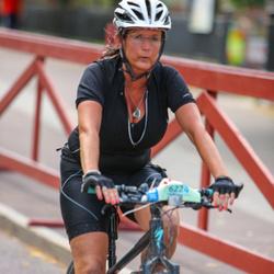 Cycling 45 km - Liselott Larsson (6224)