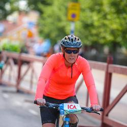 Cycling 45 km - Jessie Ahlkvist (6652)