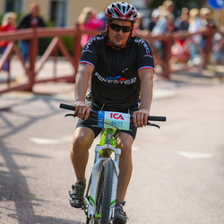 Cycling 45 km - Peter Rosén (6025)