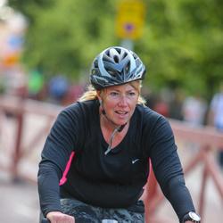 Cycling 45 km - Caroline Borgström (6430)