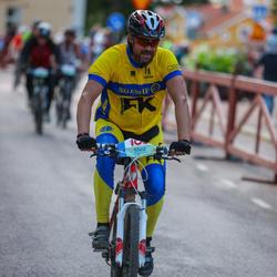Cycling 45 km - Christer Bäck (5160)