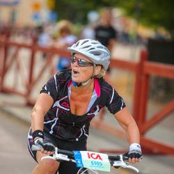 Cycling 45 km - Birgitta Thörner (5105)