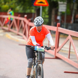 Cycling 45 km - Rakel Rönnman (6103)