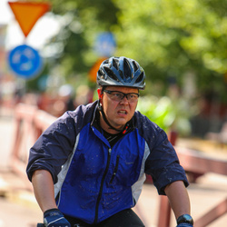 Cycling 45 km - Anders Larsson (6397)