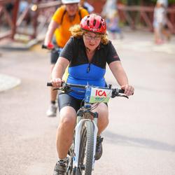 Cycling 45 km - Inger Johansson (4840)