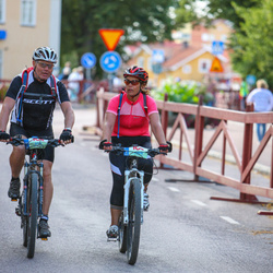 Cycling 45 km - Elisabet Larsson (4988)