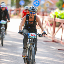 Cycling 45 km - Nina Buevik (6357)