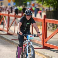 Cycling 45 km - Camilla Bergström (6374)