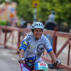 Cycling 45 km - Malin Bylund (5606)